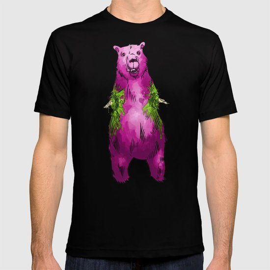 Armless Bear in Nature T-shirt