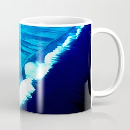 To the Edge of the Tropical Reef Coffee Mug