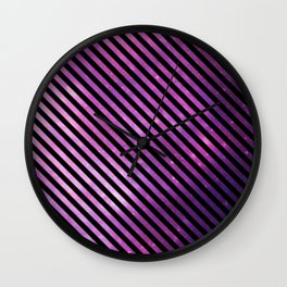 How about a trip to space? Wall Clock