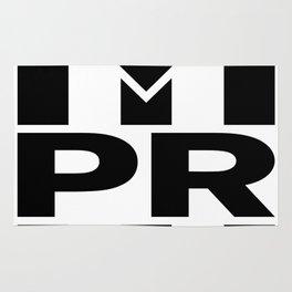 Puerto Rico Rug