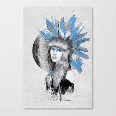 Shaman Canvas Print
