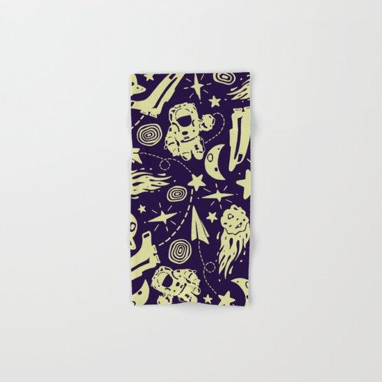 Spacely Hand & Bath Towel