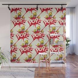 Pop! Wall Mural