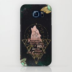 ACOWAR - You Are A Wolf Galaxy S8 Slim Case