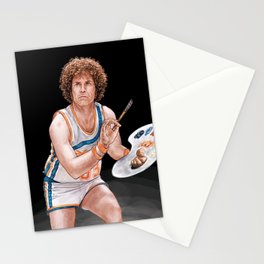 Jackie Moon, Owner Player Coach Stationery Cards