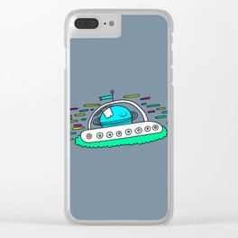 Flying Start Clear iPhone Case