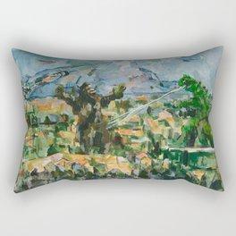 Mont Sainte Kaiju Rectangular Pillow