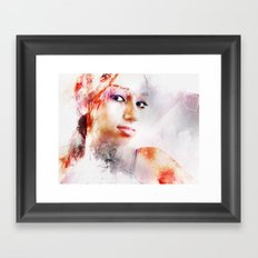 Almost Forgotten Framed Art Print