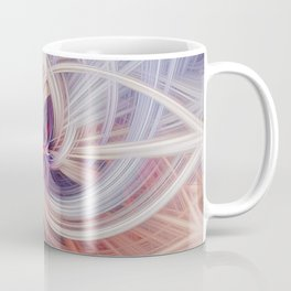 When all connects  | Distortion of reality Coffee Mug