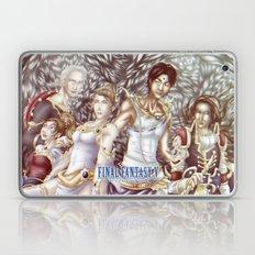Final Fantasy V Laptop & iPad Skin