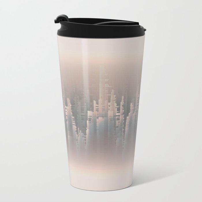Reversible Space A+B Metal Travel Mug