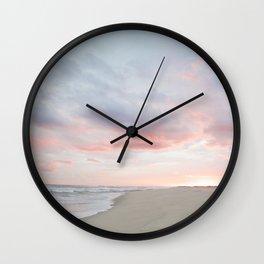 Fall Nights Wall Clock