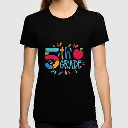 5th Grade T-shirt