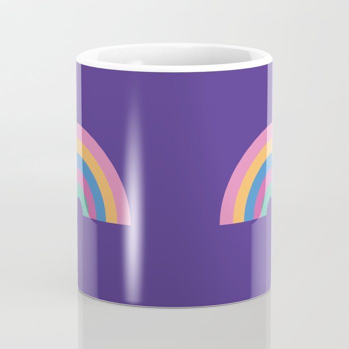 Rainbow Coffee Mug