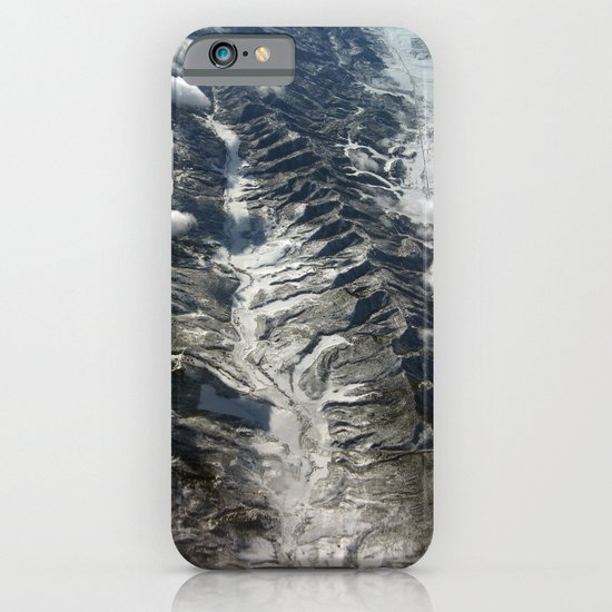 Dip Into The Rocks iPhone & iPod Case