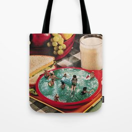Soup and Sandwiches Tote Bag