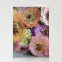 shabby chic Stationery Cards featuring Shabby&Chic by Joke Vermeer
