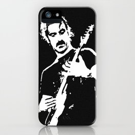 Zappa Guitar iPhone Case