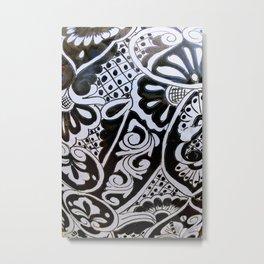 Talavera Metal Print