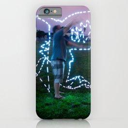 Devil Shark W/JMR1 iPhone Case