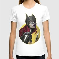 batgirl T-shirts featuring BATGIRL by corverez