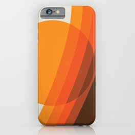 Rebirth Of The 70's No. 24 iPhone Case