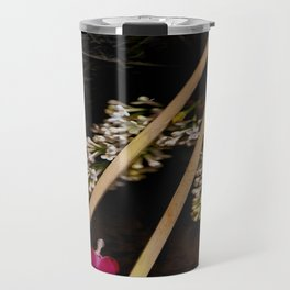 Chop Sticks Pattern Travel Mug