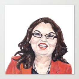 Women of the 113th - Rep. Tammy Duckworth Canvas Print