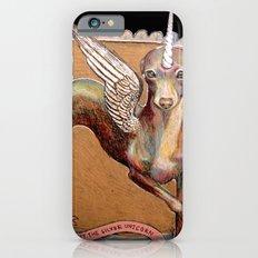 Kermit the Silver Unicorn Slim Case iPhone 6s