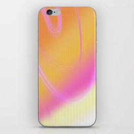 loud vibrantness iPhone Skin