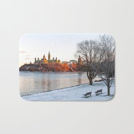 Beautiful Ottawa Bath Mat