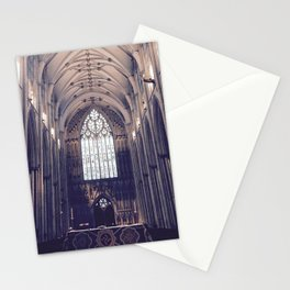 Vaulted Cathedral Ceiling Stationery Cards