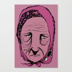 Edie Canvas Print