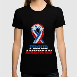 Proud American - Patriot/Independence Day T-shirt