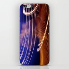 Vapour Trails iPhone & iPod Skin