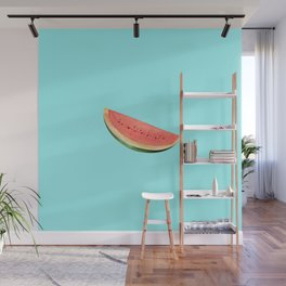 Pastel Watermelon Wall Mural