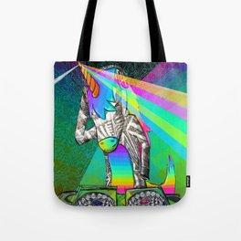 DJ Unicorn Tote Bag