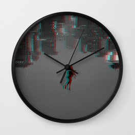 im coming home Wall Clock