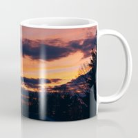 twilight Mugs featuring Twilight by Stephen Linhart