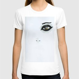 look into my amber & embers T-shirt