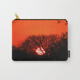 Sunset 45° Carry-All Pouch