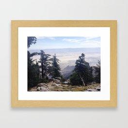 Stay Gold, California Framed Art Print