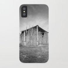 Old dryer tobacco Slim Case iPhone X