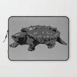 Turtle in the Mist Laptop Sleeve