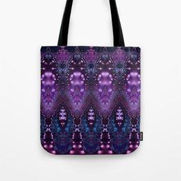 Arabian Princess Bohemian Fractal Tote Bag