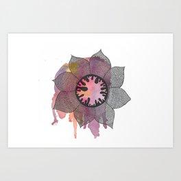 Spring Creature Art Print
