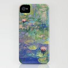 Water Garden iPhone (4, 4s) Slim Case