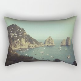 Amalfi coast, Italy 2 Rectangular Pillow