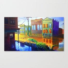 New Swamp Canvas Print