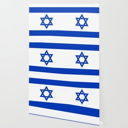 Flag of the State of Israel Wallpaper